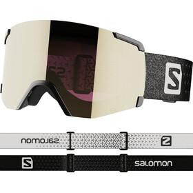 Salomon S/View Sigma Gafas, negro/Dorado